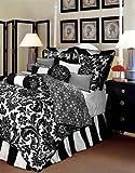 Rose Tree Symphony Queen Comforter Set