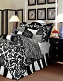 Rose Tree Symphony Queen Comforter Set