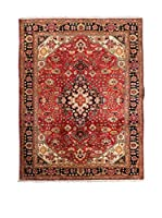 QURAMA Alfombra Persian Tabriz Rojo/Multicolor 300 x 197 cm