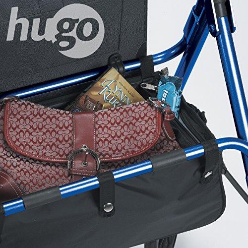 Hugo Elite Rollator Walker With Seat Seniors Emporium