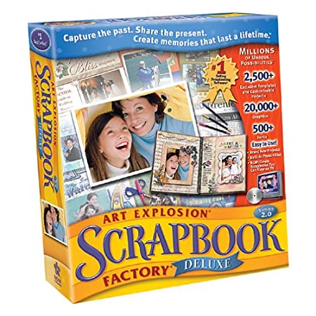Scrapbook Factory Deluxe 2.0 [Old Version]
