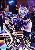 Smashing Pumpkins (KPW) Live Performance Unframed Guitar Pick Display