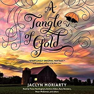 A Tangle of Gold Audiobook