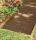 USA-Made Environmentally Friendly Perm-A-Mulch Pathway
