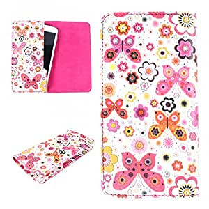 DooDa PU Leather Case Cover For Sony Xperia Miro