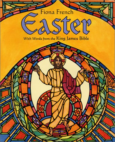Easter: With Words from the King James Bible, French, Fiona