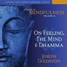 Abiding in Mindfulness, Volume 2: On Feeling, the Mind, and Dhamma Rede von Joseph Goldstein Gesprochen von: Joseph Goldstein