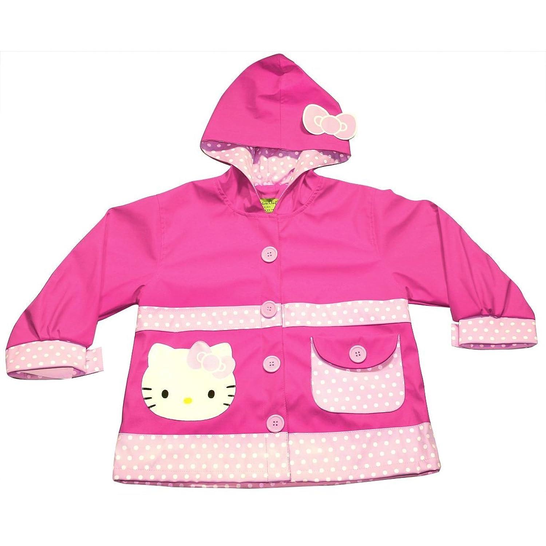 Hello Kitty Polka Dots Rain Coat