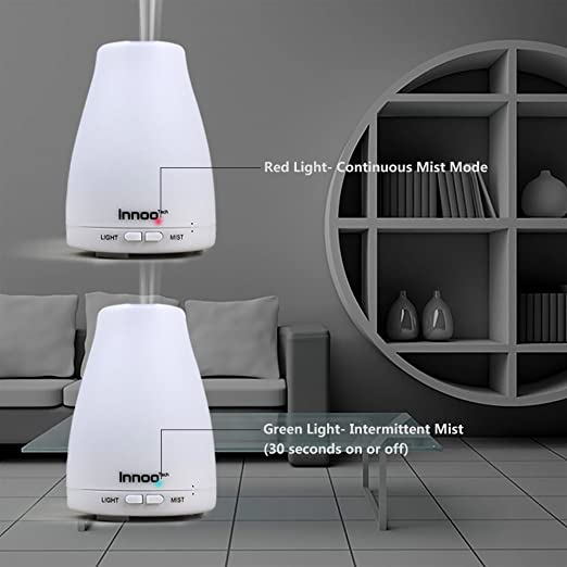 3rd Version Cool Mist Aroma Humidifier Aromatherapy