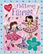 Press Out Doll - Fairies: 2 Beautiful Dolls and Over 50 Press-Out Clothes (Sticker and Activity Book)