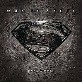 Man of Steel (Original Motion Picture Soundtrack) [Deluxe Version] [+digital booklet]