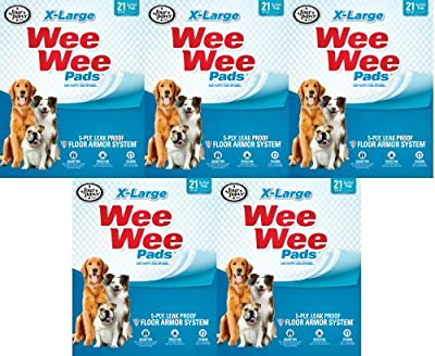 Four Paws XL 105 pk Wee Wee Pads