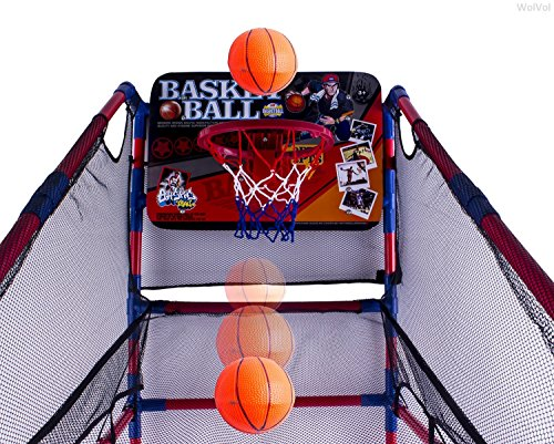 franklin arcade basketball assembly instructions