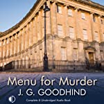 Menu for Murder: A Honey Driver Mystery (       UNABRIDGED) by J. G. Goodhind Narrated by Patience Tomlinson