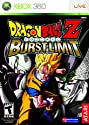 Dragon Ball Z Burst Limit NEW XBOX 360 Game
