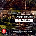 La bête humaine Audiobook by Émile Zola Narrated by Éric Herson-Macarel
