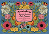 From the Garden: 48 Beautiful Botanical Placemats: Artwork by Lisa Congdon - 48 Placemats - 6 Assorted Designs