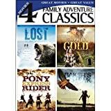 Classic Family Adventures: Lost in the Barrens / Bakers Hawk / Rugged Gold / Pony Express Rider