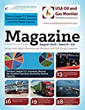 img - for Thirteen Largest U.S. Interstate Natural Gas Pipeline Operators Ranked by System: Top Five North America's Distribution Hubs (USA Oil and Gas Monitor Book 8) book / textbook / text book