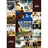 Cover art for  10-Film Family Adventure Pack