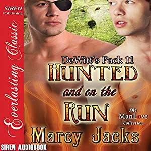 Hunted and on the Run Audiobook