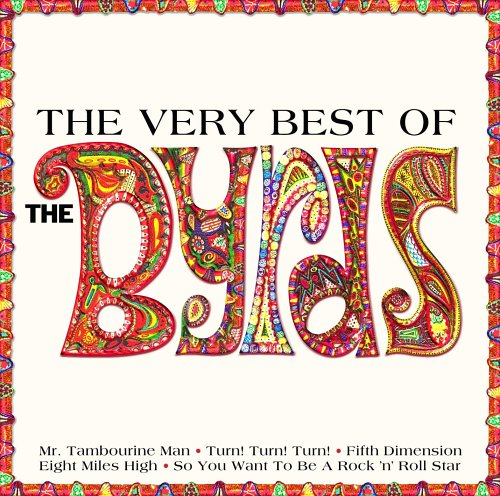 The Very Best of The Byrds artwork