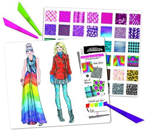 Fashion Angels Project Runway Fashion Illustration