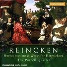Reincken: Hortus musicus / Works for Harpsichord