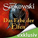 Das Erbe der Elfen (The Witcher 1) Audiobook by Andrzej Sapkowski Narrated by Oliver Siebeck
