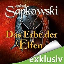 Das Erbe der Elfen (The Witcher 1) (       UNABRIDGED) by Andrzej Sapkowski Narrated by Oliver Siebeck