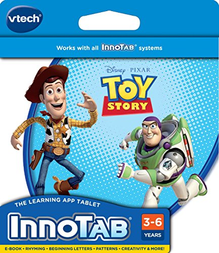 Vtech - Innotab Software - Disney'S Toy Story front-970224