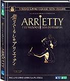 Arrietty Y El Mundo De Los Diminutos Combo Edición Deluxe [Blu-ray]