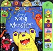 Noisy Monsters (Usborne Noisy Board Books)