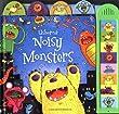 Noisy Monsters (Usborne Noisy Board Books)