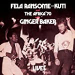 Fela Live With Ginger Baker (Vinyl w/...