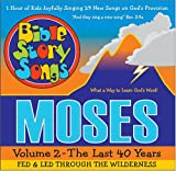MOSES VOLUME 2 (SING the Bible!)