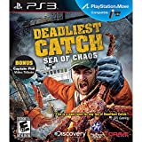 Deadliest Catch: Sea of Chaos - Motion Control for Sony PS3 [Toy]