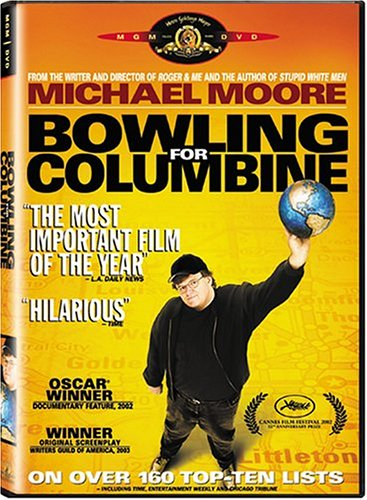 Cover art for  Bowling for Columbine