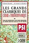 Les Grands Classiques de Chimie et Th...