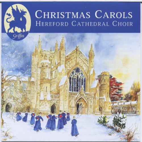 Christmas Carols From Hereford Cathedral by Hereford Cathedral Choir, Henry John Gauntlett, Alick Rowe, Christmas Traditional and Stephen Gowland