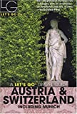 img - for Let's Go Austria & Switzerland 12th Edition: Including Munich book / textbook / text book