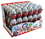 Kinder Surprise Egg Chocolate 20g Die Überraschungs - Party (pack of 72)