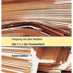 eBook Cover für  Umgang mit den Medien Das 1x1 der Pressearbeit