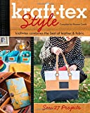 krafttex(TM) Style: krafttex Combines the Best of Leather & Fabric  Sew 27 Projects