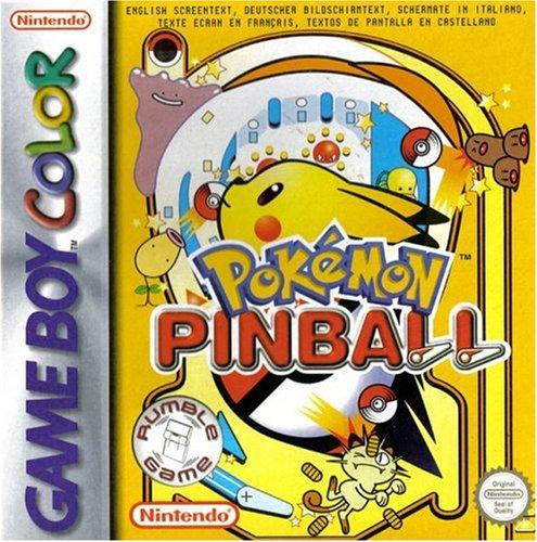 Pokémon Pinball (GBC)