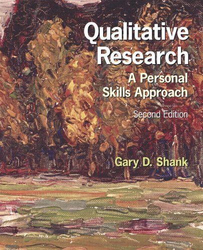 Qualitative Research: A Personal Skills Approach (2nd...