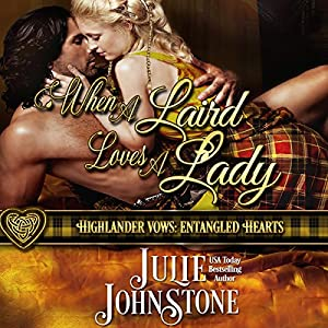 When a Laird Loves a Lady Audiobook