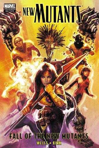 New Mutants Fall Of The New Mutants HC