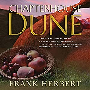 Chapterhouse Dune Audiobook