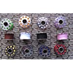 na-und 12 Nähgarn Nähmaschinen Spulen Metall 81036
